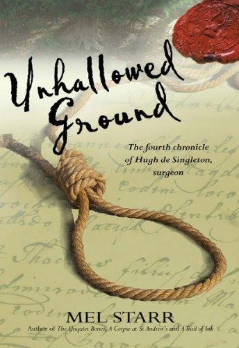 Unhallowed Ground (Chronicles of Hugh De Singleton, Surgeon)