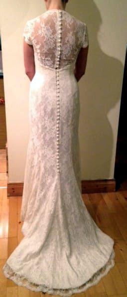 Sassi Holford Sienna wedding dress   Sell My Wedding Dress