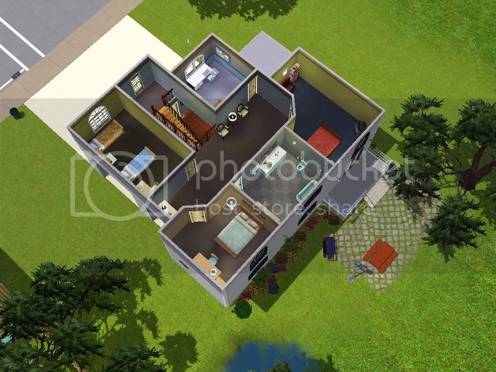 Top Dunphy House Layout Background Futuristic