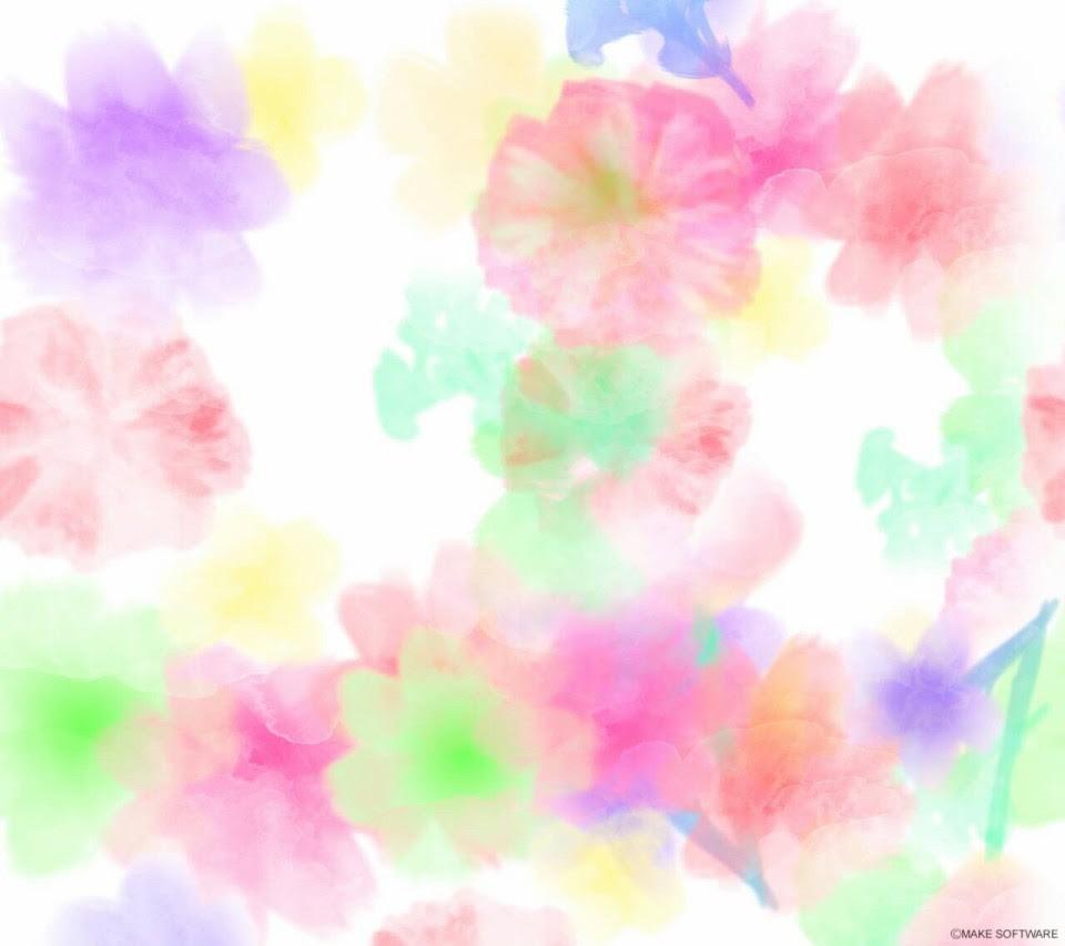 花柄 壁紙 おしゃれ