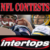 Intertops Sportsbook Best Bet Throughout NFL Season as Free NFL Pool Competition Continues Until NFL Week 17