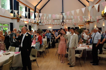 Village Hall Reception..How to decorate? – The wedding budget