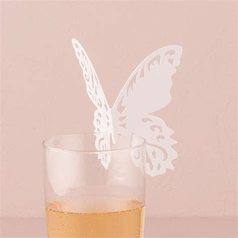 Laser Expressions Butterfly Die Cut Card Standard Paper