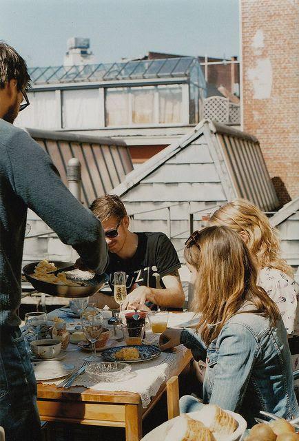 rooftop meals