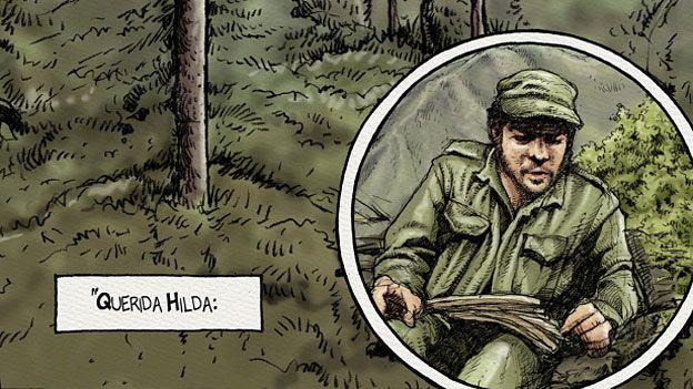El Che Ilustrado, de John Lee Anderson y José Hernández