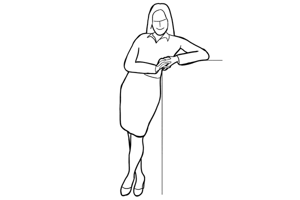 Позирование: позы для женского портрета 2-17