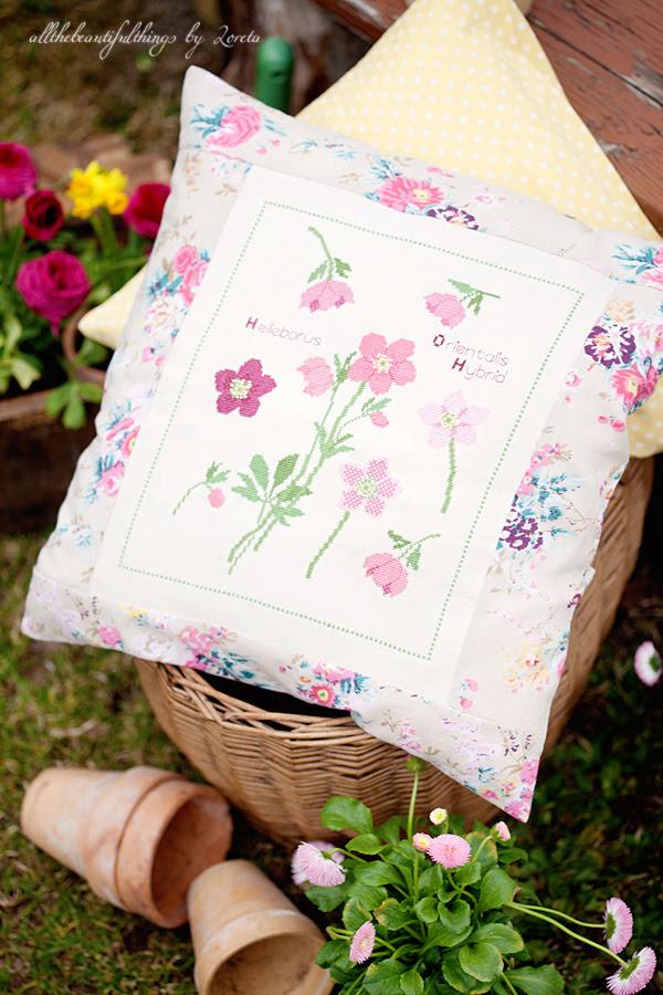 Pink Flowers (Kazuko Aoki)