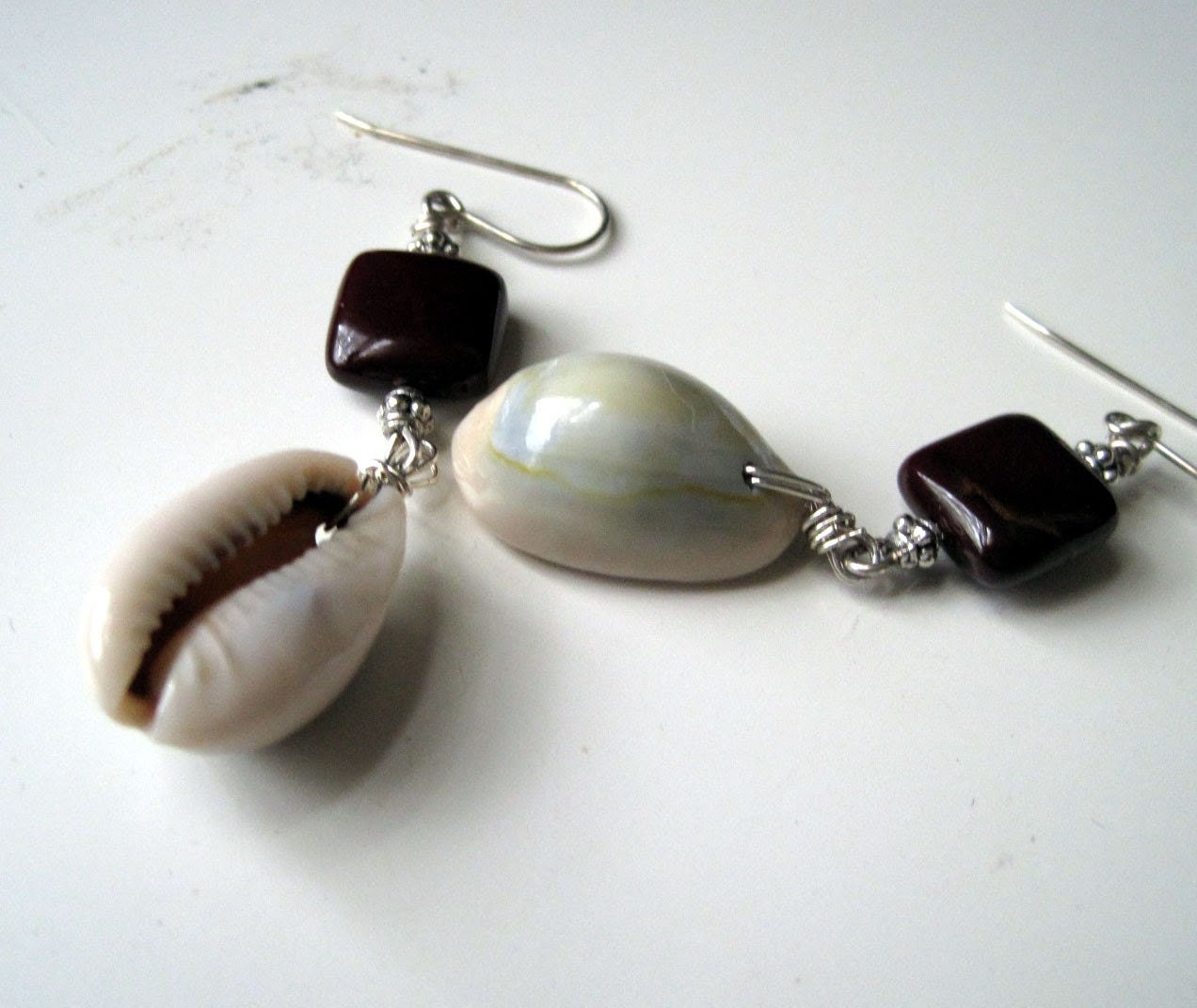 Moukaite and Cowrie