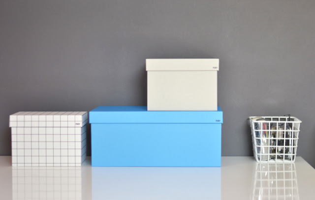 hay boxes interior shopping interior design minimal architecture decoration blue boxes set bijenkorf amsterdam new in fashion blogger turn it inside out belgium