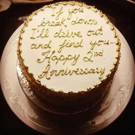 Best 25  Marriage Anniversary Cake ideas on Pinterest