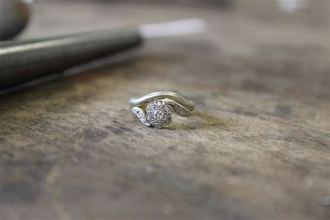 How to Make Your Own Wedding Rings with The Quarter