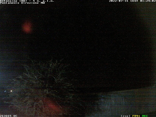 WebCam Alfonsine