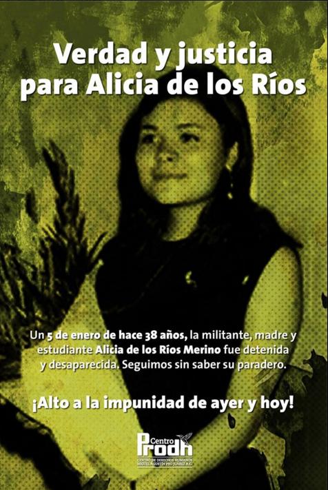 Resultado de imagen para Alicia de los Ríos Merino