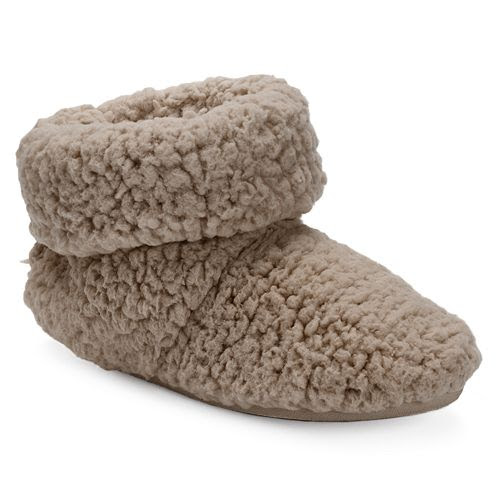 SONOMA life + style® Women's Bootie Slippers