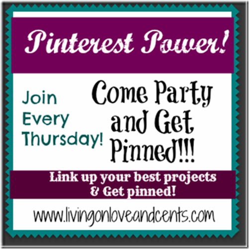pinterestparty thumb1 thumb1 Pinterest Power Party & Features!