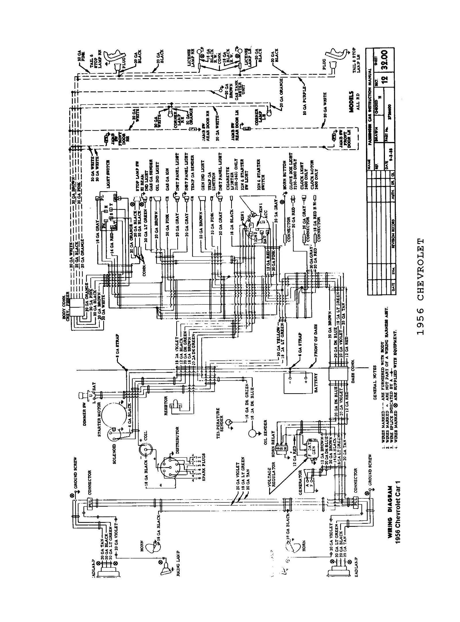 1957 chevrolet fuse box image 5