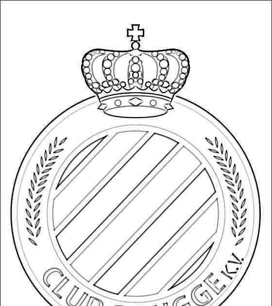 barcelona logo ausmalbild  ausmalbild bayern munchen