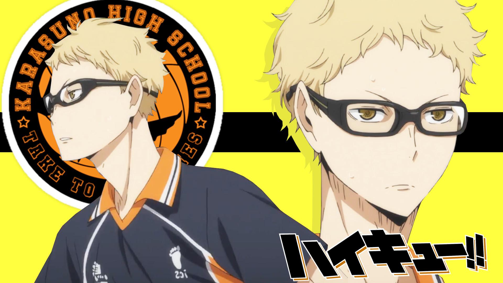 Download Anime Pc Wallpaper Haikyuu PNG