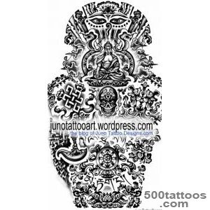 Tibetan Tattoo Designs Ideas Meanings Images