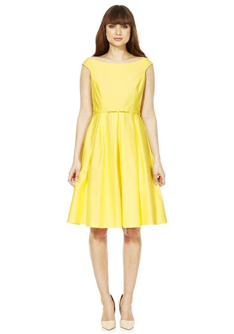Clothing at Tesco   F&F Signature Bardot Prom Dress