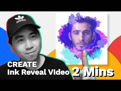 Create an Ink Reveal Video