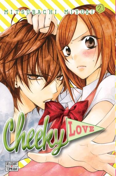 Couverture Cheeky Love, tome 2