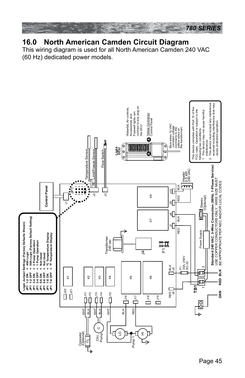 Jacuzzi Wiring Diagram from lh6.googleusercontent.com