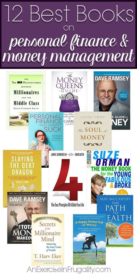 Best Personal Finance Books   An Exercise in Frugality