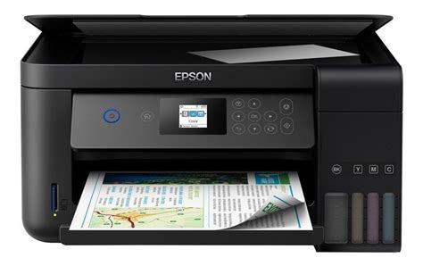 impressora multifuncional epson ecotank  frente