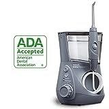 #9: Waterpik ADA Accepted WP-667 Aquarius Water Flosser, Modern Gray