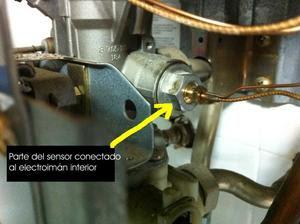 Aire acondicionado split despiece calentador neckar for Caldera se apaga y enciende constantemente