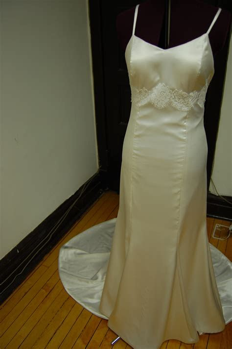 Trumpet skirt wedding dress ? Sewing Projects   BurdaStyle.com