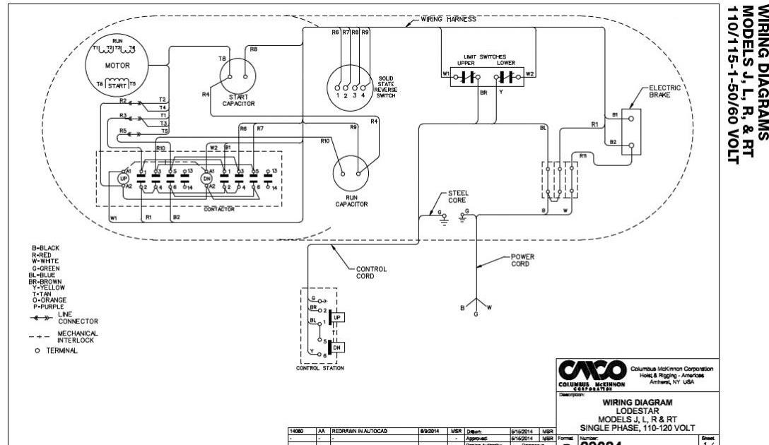 Cm Wiring Diagram