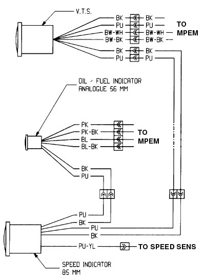 1996 Seadoo Xp Vts Wiring Diagram - Wiring Diagram