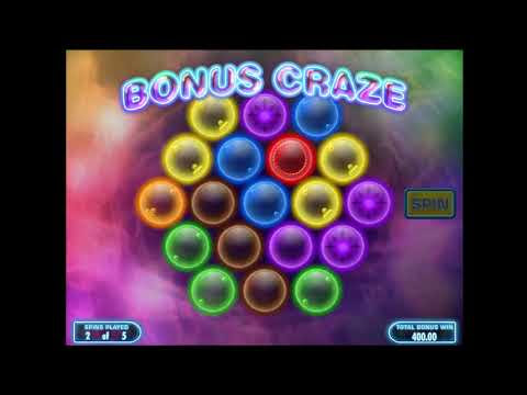 Bubble craze igt casino slots arcade online upcoming]