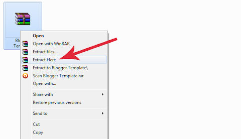 How to install Blogger Movie Template 2021