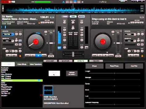 virtual dj mix youtube