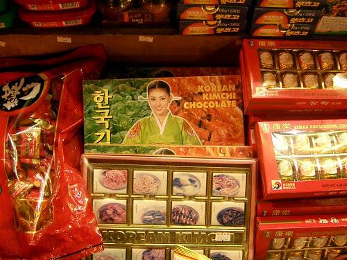 Kim Chi Chocolate