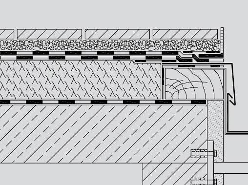 begehbares flachdach. Black Bedroom Furniture Sets. Home Design Ideas