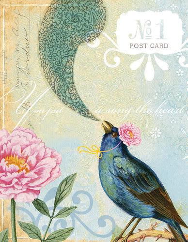 Postcard No. 1
