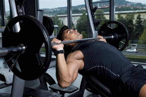 muscles   bench press work livestrongcom