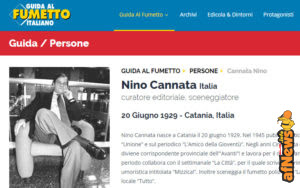 Nino Cannata passed away