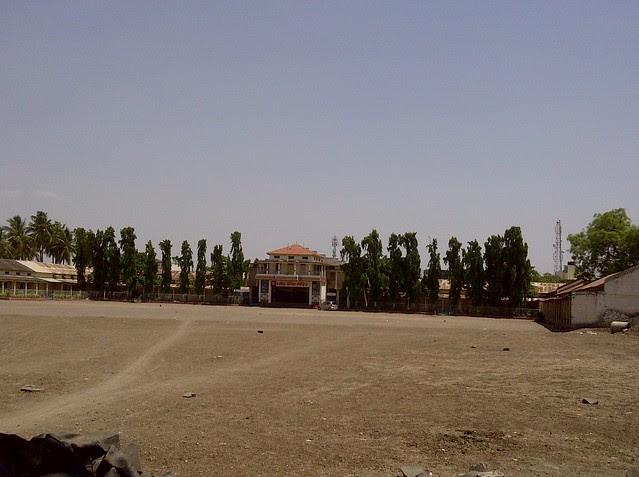 Ravindra Kala Mandir Uruli Kanchan. School hall of Mahatma Gandhi Vidyalaya -Visit Tej Platinum, Kanchan Vrundavan & Dreams Nivara at Uruli Kanchan, Pune Solapur Highway, Pune 412 202