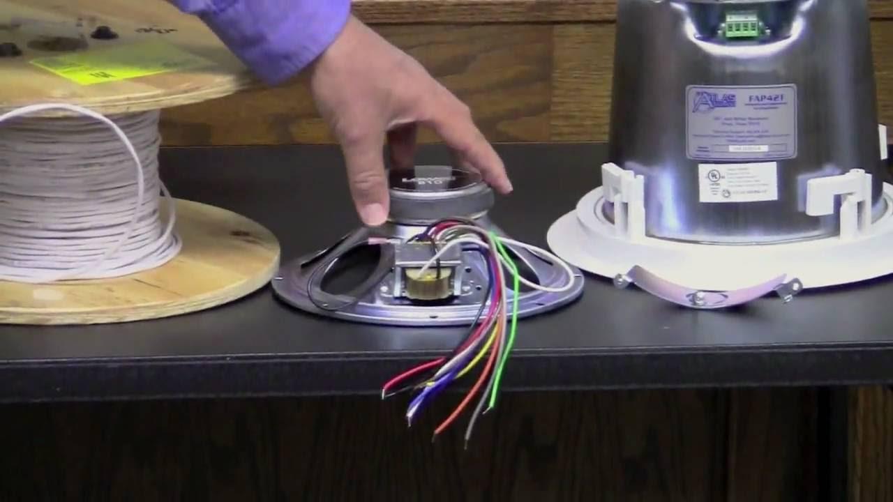 70 volt audio system wiring diagram image 2