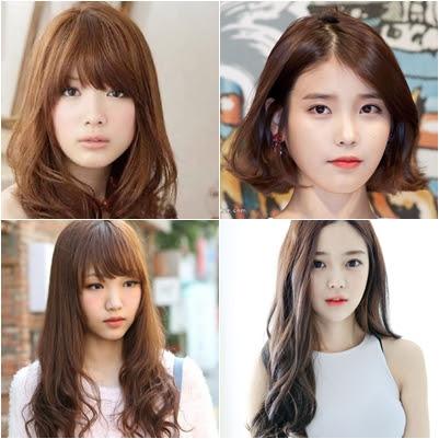 Hair Cut Korean New Hair Style