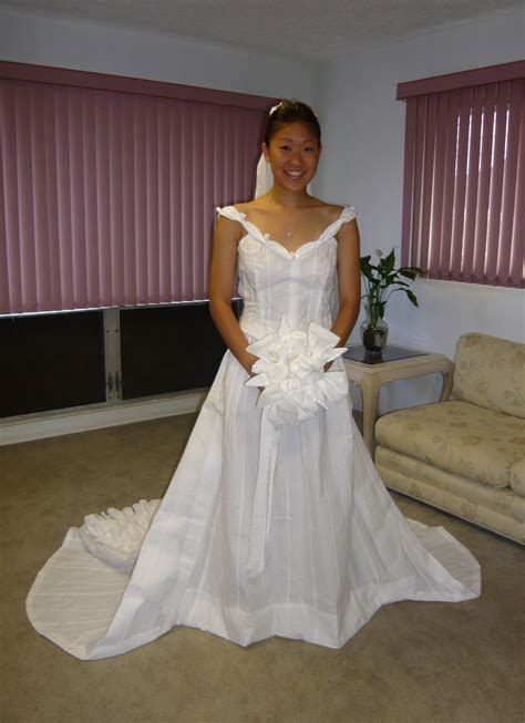 The 2008 Toilet Paper Wedding Dress Contest