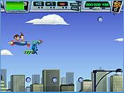 Jogar Jimmy and timmy power hour 2 co pilot chaos Jogos
