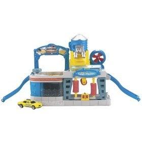Toy Garages Matchbox Car Wash Adventure Play Set Mbx Car