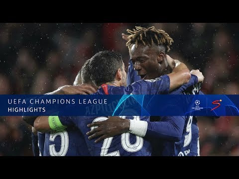 Tammy Abraham Scores As Chelsea Secures Round Of 16 Spot[HIGHLIGHTS]
