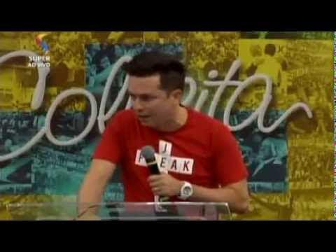 Pr Lucinho Barreto - O Espírito Santo e as Nossas Carências - Culto da Mocidade Lagoinha